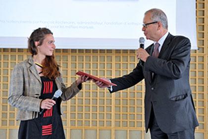 Prix Avenir Métiers d'Art - Fondation EY