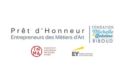Candidature Prêt d'Honneur Entrepreneurs des Métiers d'Art - Fondation EY
