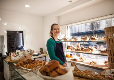 boulangerie artisanale d'insertion - Fondation EY
