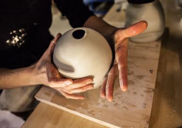 Création céramique - Fondation EY