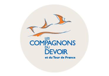 Logo Les compagnons du devoir - EY