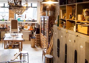 espace coworking mobilier l'Etablissienne - Fondation EY