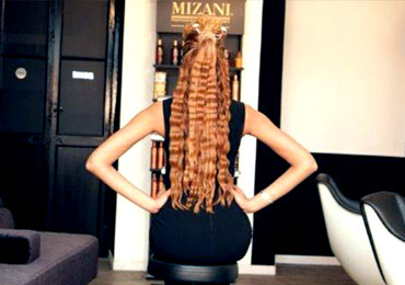Faizina Ahmed - Fondatrice salon coiffure Faizina Marseille - Fondation EY