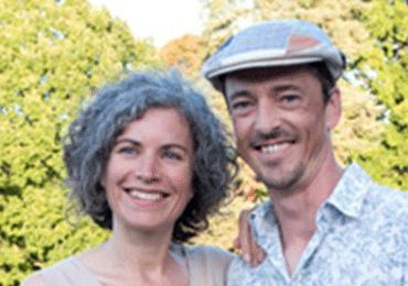 Ébéniste et verrier sophie et guillaume Le Penher - Fondation EY