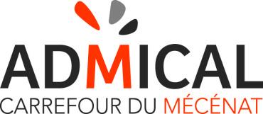 Logo Admical - carrefour du Mécénat - Fondation EY