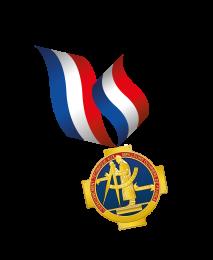 Médaille Meilleurs Ouvriers de France - Fondation EY