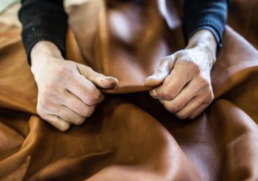 travail du cuir - Matériaux Souples - Fondation EY