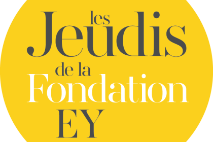 "Logotype ""jeudis de la fondation ey"""