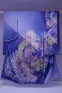 Teinture kimono Laure Bénard