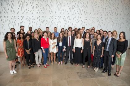 Les collaborateurs au cœur de la Fondation EY