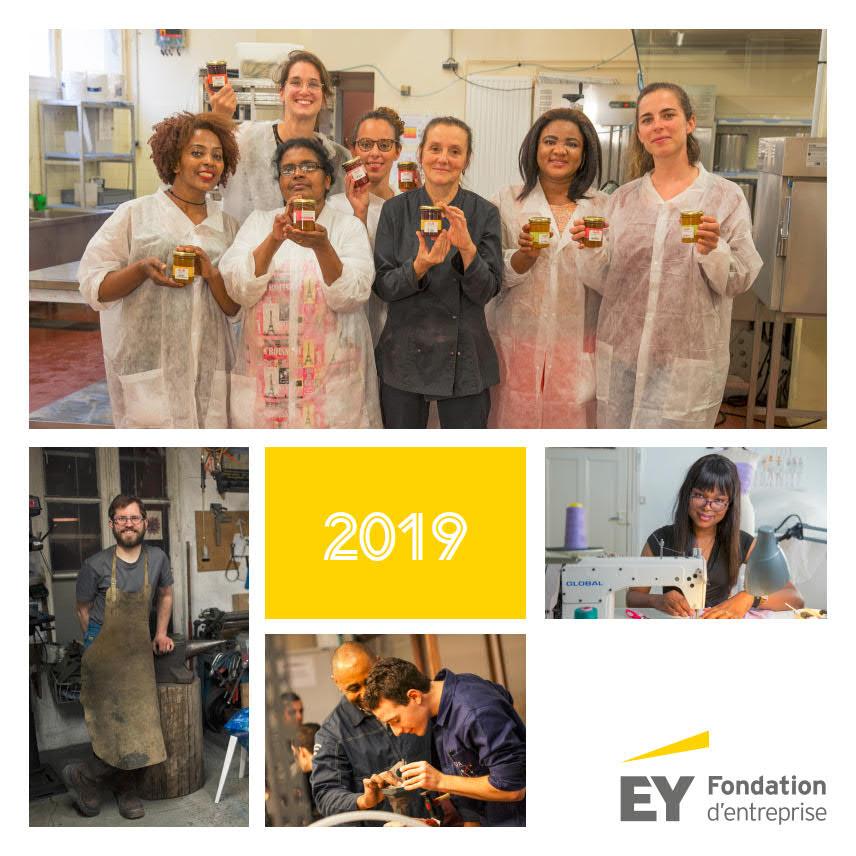 Vœux Fondation EY 2019