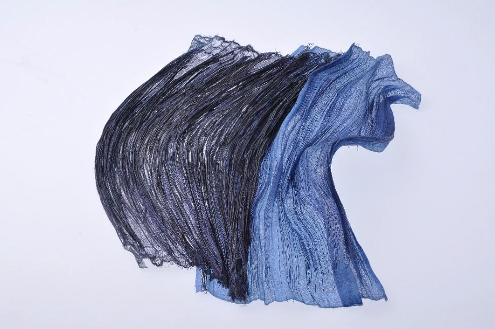 Créatrice textile accompagnée en compétences par la Fondation EY