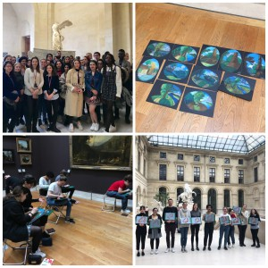Sortie au Louvre